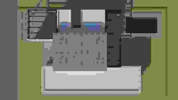 Casa GC Casas modernas: Ideas, imágenes y decoración de Clara Correas Arquitecta Moderno
