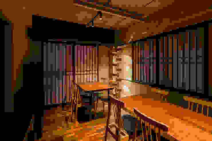 ESR <DISPENSER>architects 小野修 一級建築士事務所 オリジナルなレストラン コンクリート