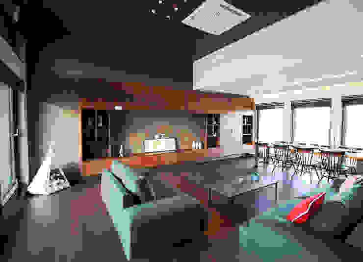 더존하우징 Modern Oturma Odası