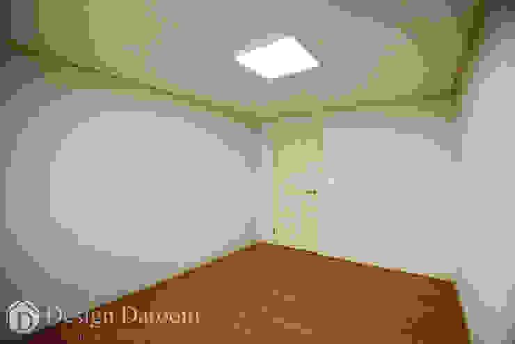 워커힐 아파트 56py 침실 모던스타일 침실 by Design Daroom 디자인다룸 모던