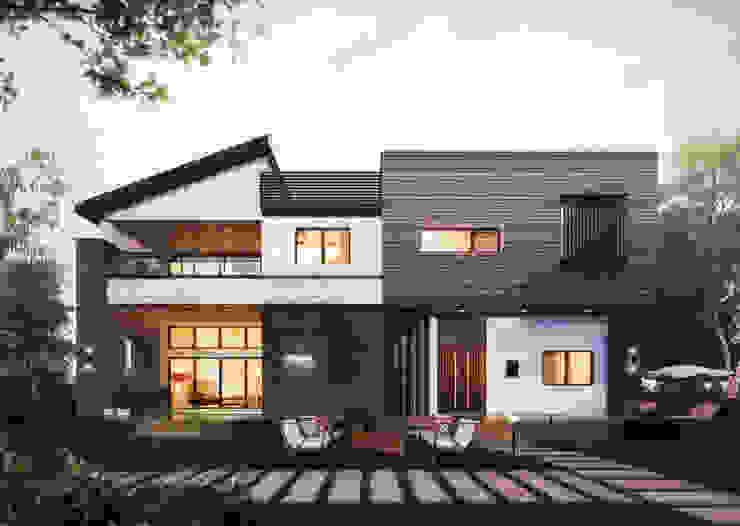 주택 외부 by 더존하우징