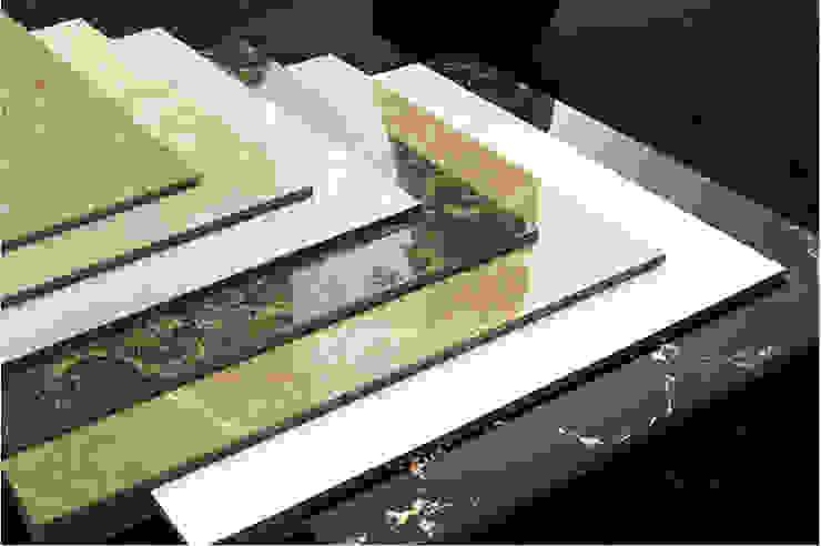 Delle Dekoratif Yapı Ürünleri San. Tic. Ltd. Şti. Paredes y pisosRevestimiento de paredes y pisos Cuarzo Negro