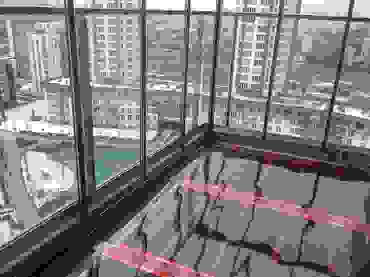 Kapalı balkon ısıtma sistemi Şah Zemin & Isıtma Sistemleri Klasik
