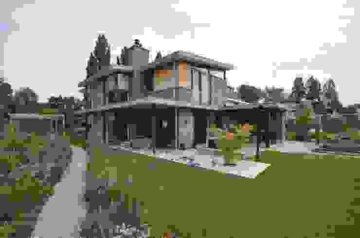 Villa Rotterdam Moderne huizen van Bongers Architecten Modern