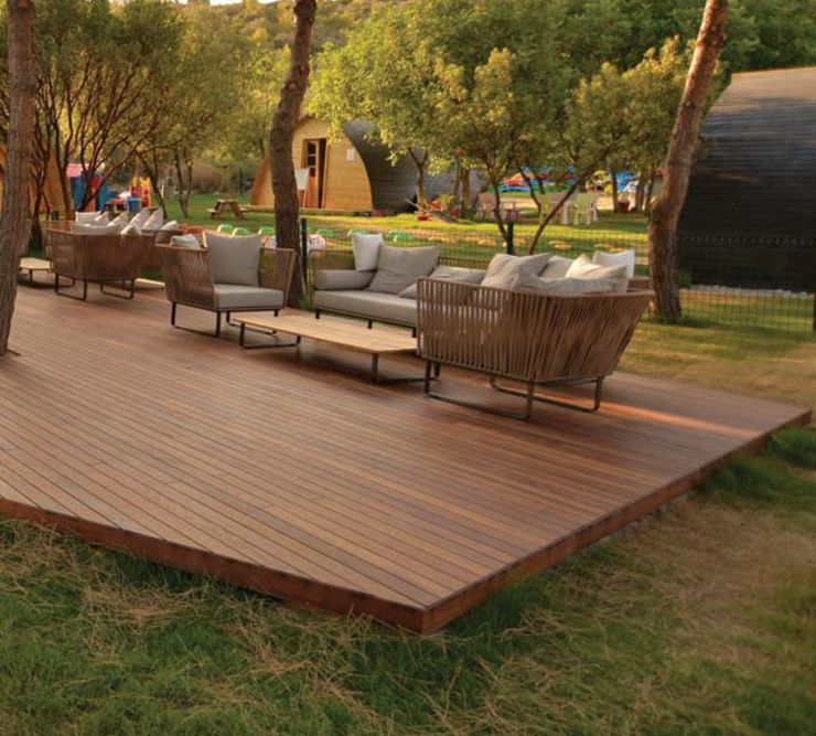Ash Decking Motama Interiors and Exteriors Walls & flooringWall & floor coverings Solid Wood