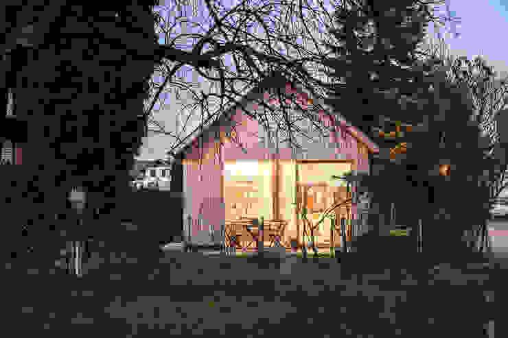 firm ZT GmbH Dom z drewna
