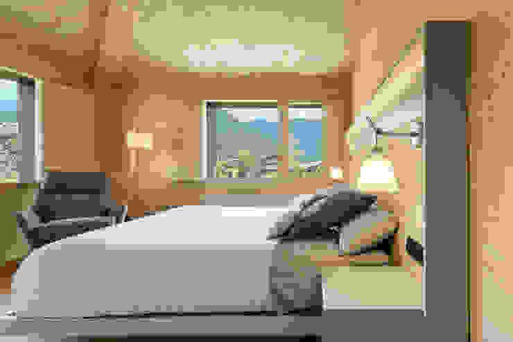 dom arquitectura Moderne Schlafzimmer
