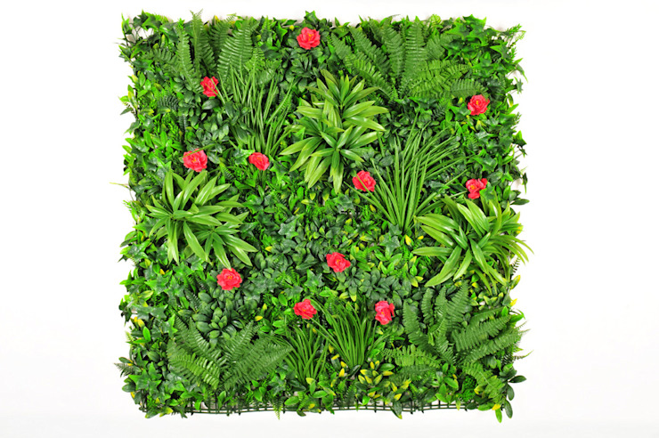 Vertical Garden - Jardim Vertical e Paisagismo Corporativo Garden Accessories & decoration