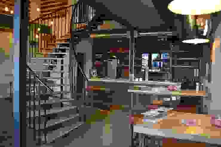 bierlokaal Industriële bars & clubs van Bob Nisters Industrieel