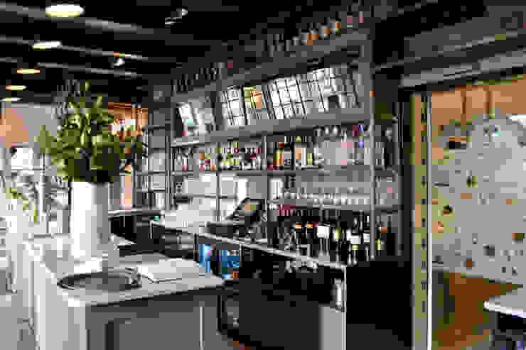 Restaurantbar Industriële bars & clubs van Bob Nisters Industrieel