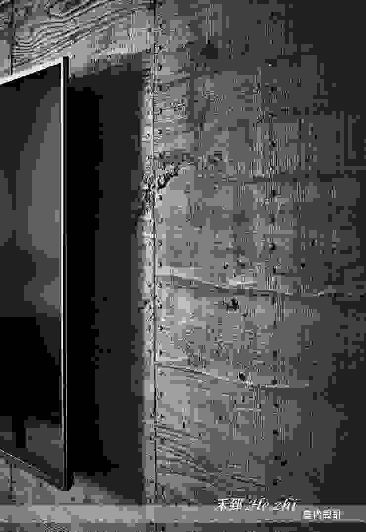 藏.密 根據 禾郅 室內設計 工業風