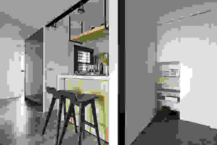 【家】– 李宅 根據 六木設計 現代風