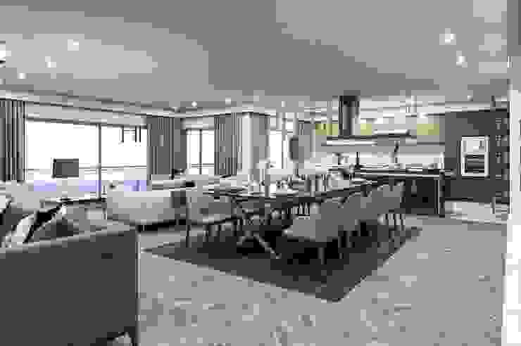 Modern Living Room by VERO CONCEPT MİMARLIK Modern