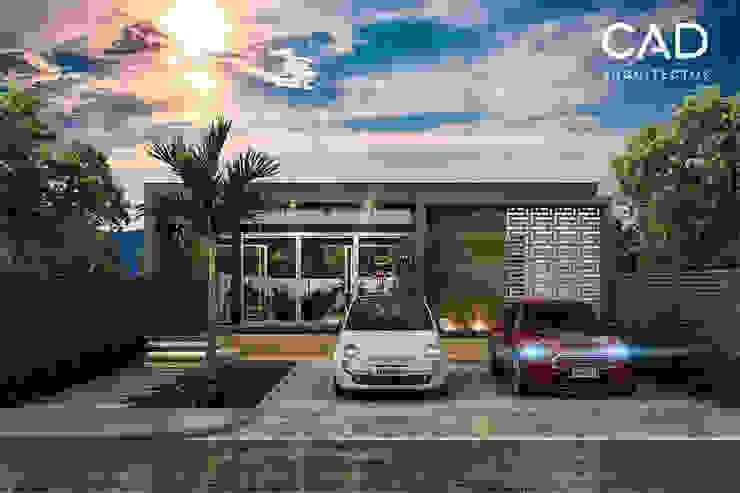 Maison individuelle de style  par CAD Arquitectos,