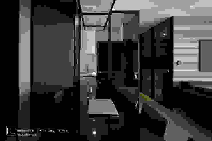 Living room / 客 廳 根據 SECONDstudio 現代風 玻璃