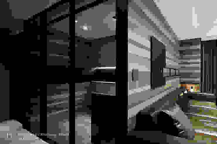 Living room / 客 廳 根據 SECONDstudio 現代風 實木 Multicolored