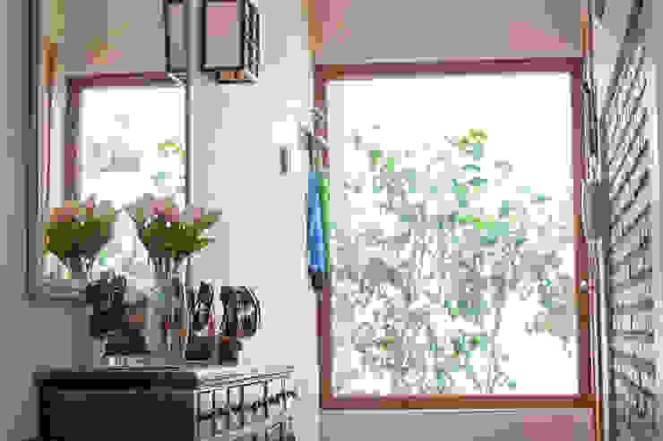 Remodelación de Casa Islas Fidji por Arqbau de Arqbau Ltda. Mediterráneo