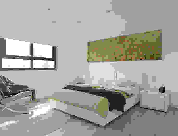 A3D INFOGRAFIA 臥室床與床頭櫃