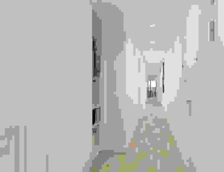 A3D INFOGRAFIA 玄關、走廊與階梯儲藏櫃