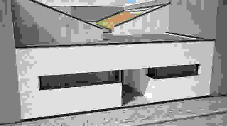 Fachada de A3D INFOGRAFIA Moderno