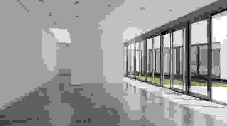 Salón Salones de estilo moderno de A3D INFOGRAFIA Moderno