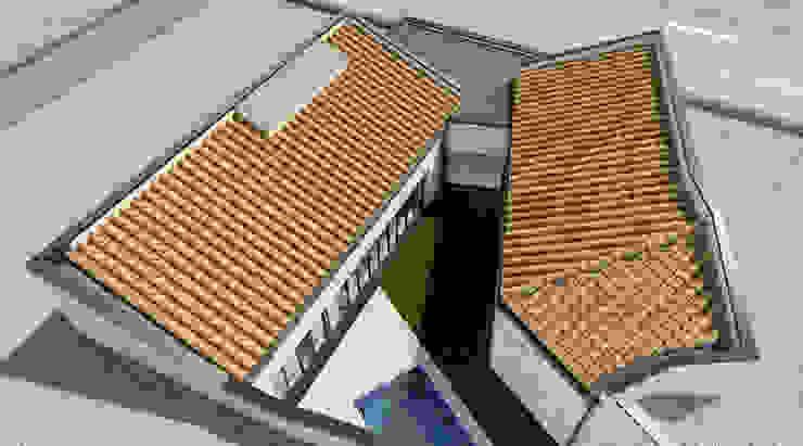 Sistema de cubiertas de A3D INFOGRAFIA Moderno