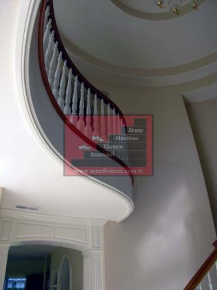 RST AHŞAP Stairs