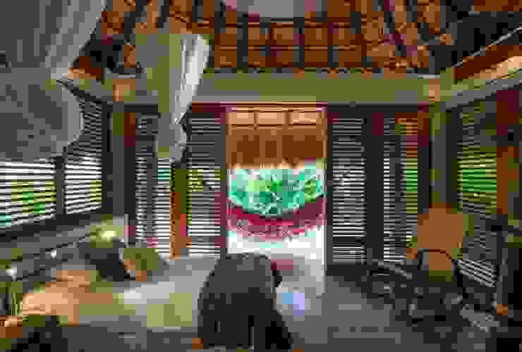 NOAH Proyectos SAS Tropical style bedroom