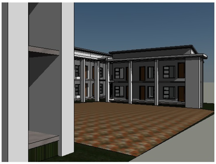 Building plans by EPR HOLDINGS