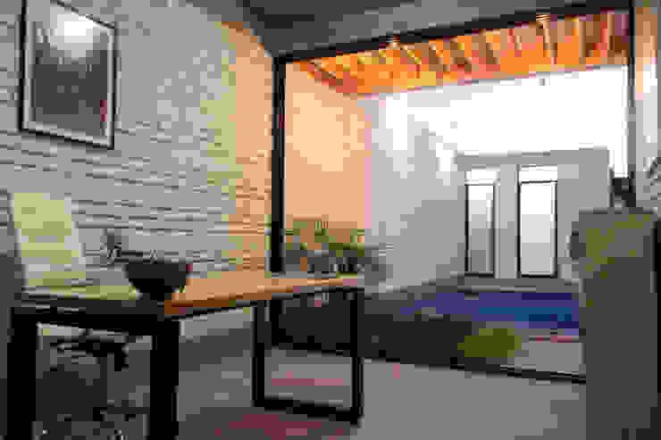 Casa Gala Casas industriales de Apaloosa Estudio de Arquitectura y Diseño Industrial