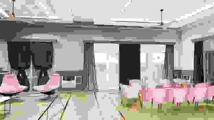 Klassische Esszimmer von Triad Group Klassisch Holzwerkstoff Transparent