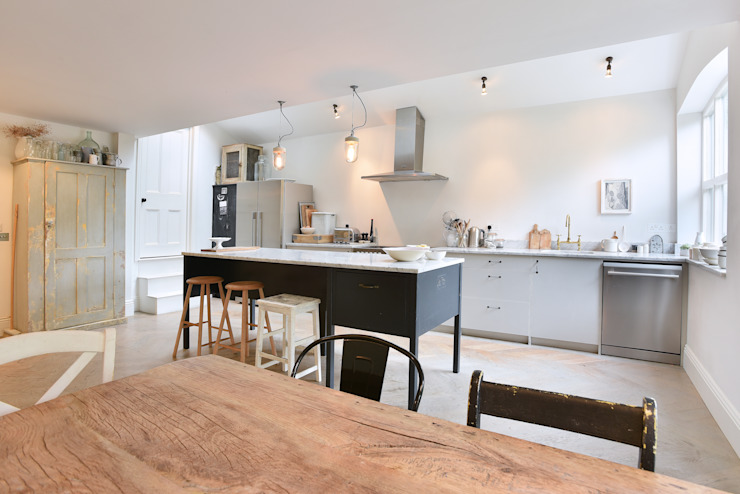 Kitchen Photography Graham D Holland Built-in kitchens