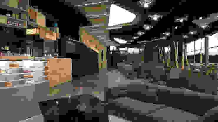 Dündar Design - Mimari Görselleştirme غرفة السفرة