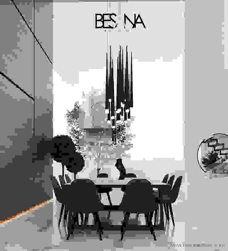 Besana Studio Minimalist dining room
