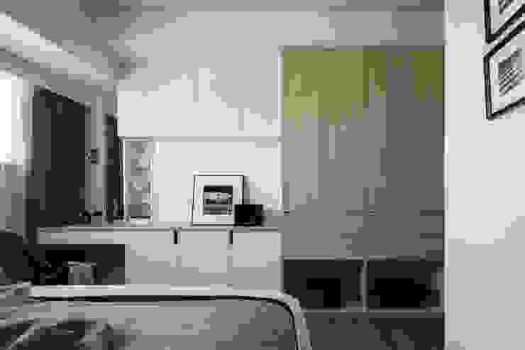 櫃體收納 根據 存果空間設計有限公司 北歐風