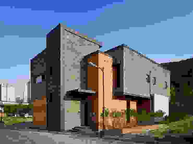 판교 주택 by 위 종합건축사사무소
