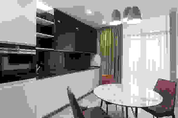 Planka Minimalist kitchen