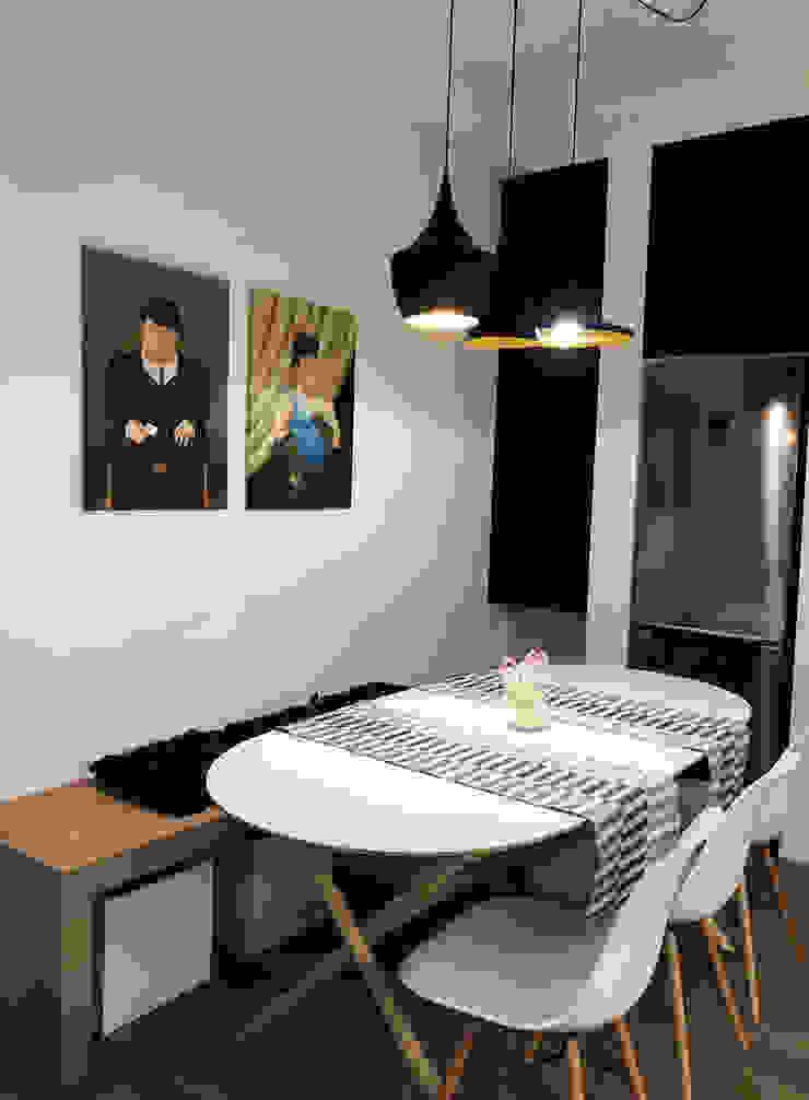 ALMA DESIGN Cocinas de estilo minimalista