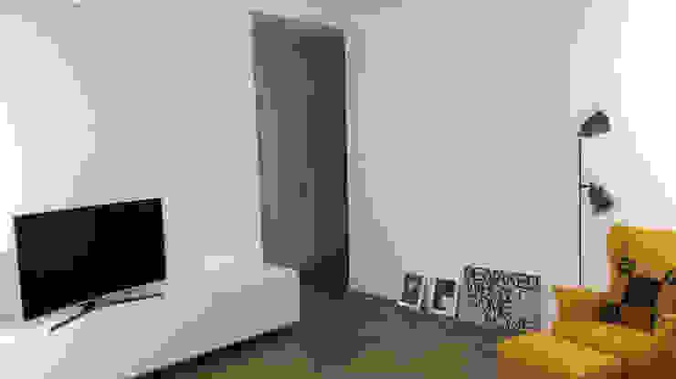 ALMA DESIGN Livings de estilo minimalista