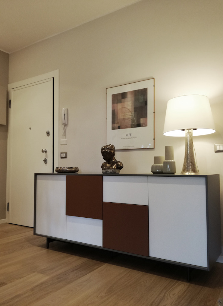 ALMA DESIGN Salas de estilo clásico