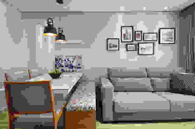 Condecorar Arquitetura e Interiores Modern Dining Room