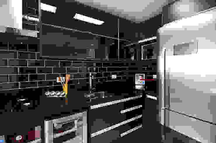 Condecorar Arquitetura e Interiores Modern Kitchen