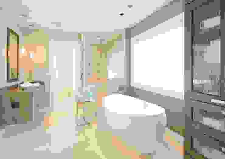 Reforma de baños en Marbella: Baños de estilo  de Klausroom
