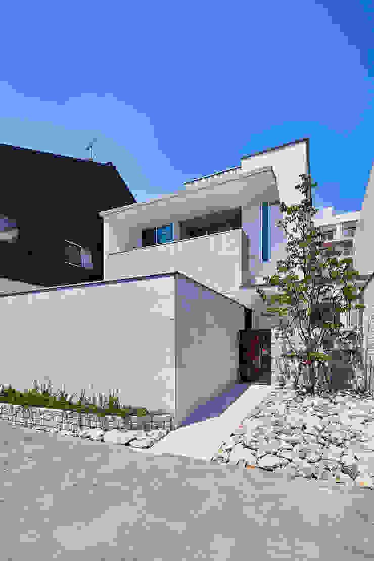 梶浦博昭環境建築設計事務所 Rumah Modern