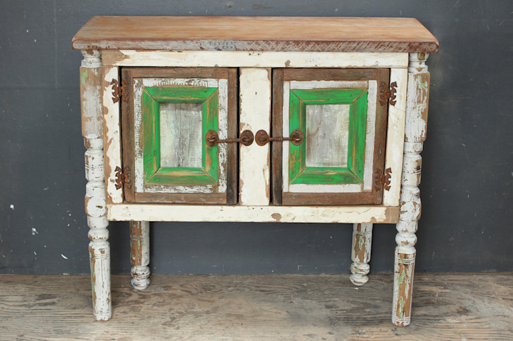 Driftwood Floor Cabinets, Sideboards, Washstands and Cupboards by Julia's Driftwood