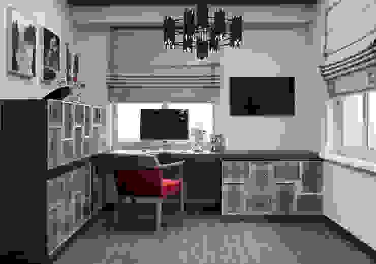 Klassische Arbeitszimmer von Татьяна Третьякова - дизайнер интерьера Klassisch