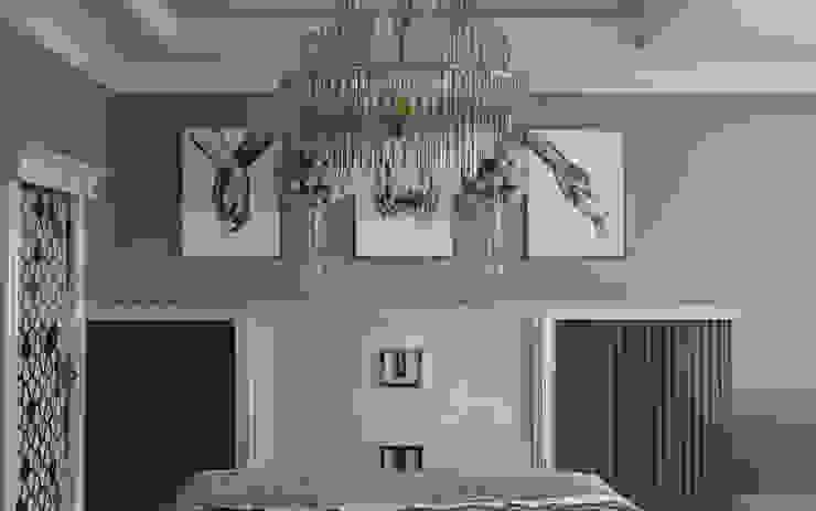 Chambre classique par Татьяна Третьякова - дизайнер интерьера Classique