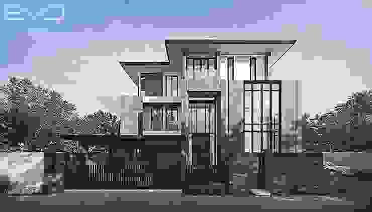 K.zing's House โดย evodezign co.,ltd. โมเดิร์น