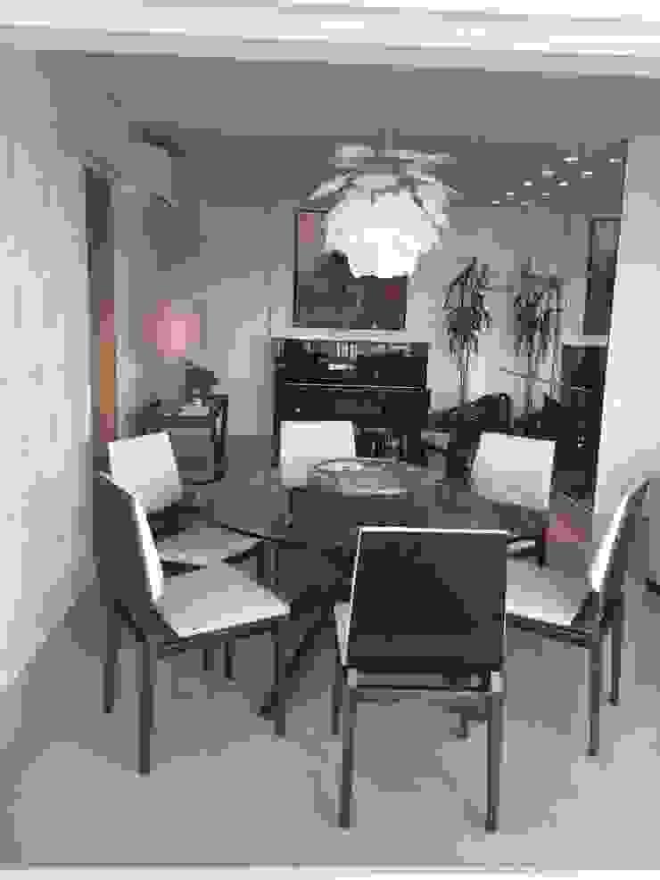 Klasik Yemek Odası Livia Martins Arquitetura e Interiores Klasik