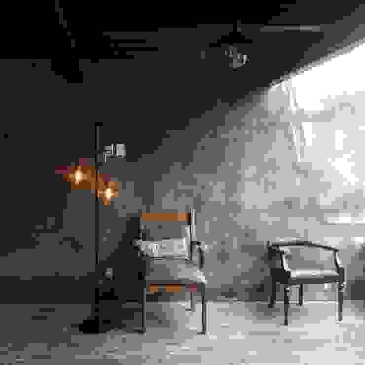 R53 Bar Interior Bodegas de estilo industrial de homify Industrial